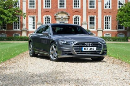 Audi A8 Saloon 50 Saloon quattro 4Dr 3.0 TDI V6 286PS Sport 4Dr Tiptronic [Start Stop] [Comfort Sound]
