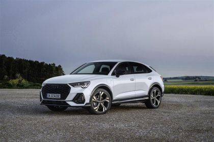 Audi Q3 SUV 35 Sportback 5Dr 1.5 TFSI CoD 150PS Sport 5Dr Manual [Start Stop] [Comfort Sound]