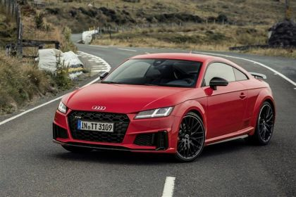Audi TT Coupe 45 Coupe 2.0 TFSI 245PS Black Edition 3Dr S Tronic [Start Stop] [Technology]