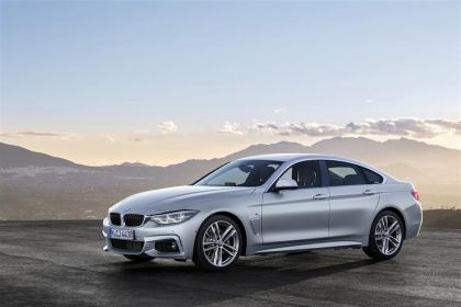 BMW 4 Series Hatchback 420 xDrive Gran Coupe 2.0 i 184PS M Sport 5Dr Auto [Start Stop]