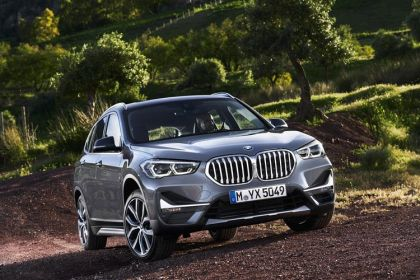 BMW X1 SUV sDrive18 SUV 1.5 i 136PS M Sport 5Dr Manual [Start Stop]