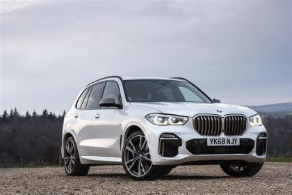 BMW X5 SUV xDrive40 SUV 3.0 i 340PS M Sport 5Dr Auto [Start Stop] [Tech Pro 5Seat]