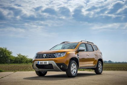 Dacia Duster SUV SUV 4wd Selectable 1.5 Blue dCi 115PS Comfort 5Dr Manual [Start Stop]
