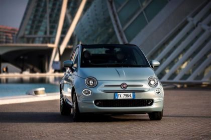 Fiat 500 Convertible C Convertible 1.0 MHEV 70PS Lounge 2Dr Manual [Start Stop]