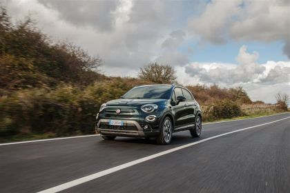 Fiat 500X SUV SUV 1.3 FireFly Turbo 150PS Lounge 5Dr DCT [Start Stop]