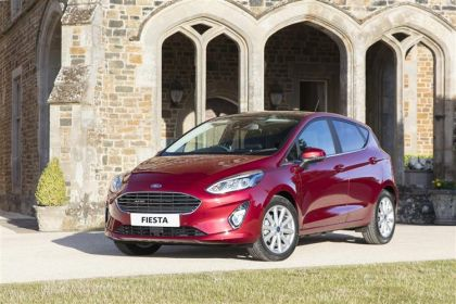 Ford Fiesta Hatchback Hatch 5Dr 1.0 T EcoBoost 100PS Active Edition 5Dr Manual [Start Stop]