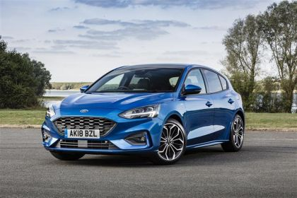 Ford Focus Hatchback Hatch 5Dr 2.0 EcoBlue 150PS Vignale Edition 5Dr Manual [Start Stop]