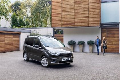 Lease Ford Tourneo Courier car leasing