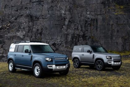 Land Rover Defender SUV 110 SUV 5Dr 3.0 D MHEV 250PS X-Dynamic S 5Dr Auto [Start Stop] [Family Pack]