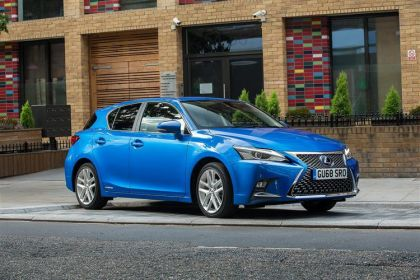 Lexus CT Hatchback 200h Hatch 5Dr 1.8 h 136PS F-Sport 5Dr E-CVT [Start Stop] [Takumi]