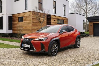 Lexus UX SUV 250h SUV 2.0 h 184PS F-Sport 5Dr E-CVT [Start Stop] [Prem Plus Tech Safety SRoof]