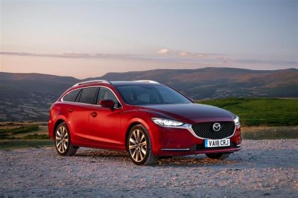 Mazda Mazda6 Estate Tourer 2.5 SKYACTIV-G 194PS GT Sport Nav+ 5Dr Auto [Start Stop]
