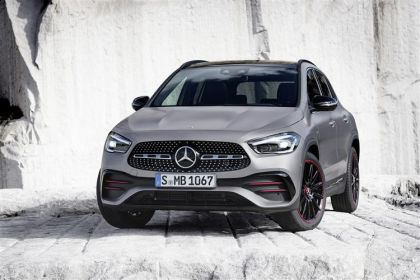 Mercedes-Benz GLA SUV GLA250e SUV 1.3 PiH 15.6kWh 218PS Exclusive Edition Premium Plus 5Dr 8G-DCT [Start Stop]