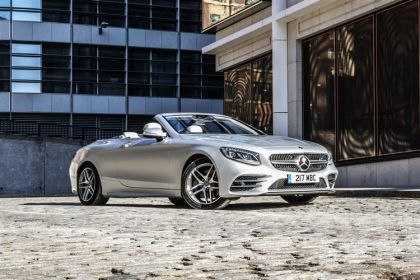 Mercedes-Benz S Class Convertible AMG S63 Cabriolet 4.0 V8 BiTurbo 612PS  2Dr SpdS MCT [Start Stop]