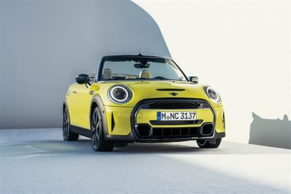 MINI Convertible Convertible John Cooper Works 2.0  231PS  2Dr Steptronic [Start Stop] [Comfort]