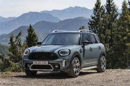 MINI Countryman SUV Cooper S 2.0  178PS Classic 5Dr Steptronic [Start Stop] [Comfort]