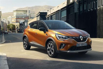 Renault Captur SUV SUV 1.3 TCe 140PS S Edition 5Dr EDC [Start Stop]