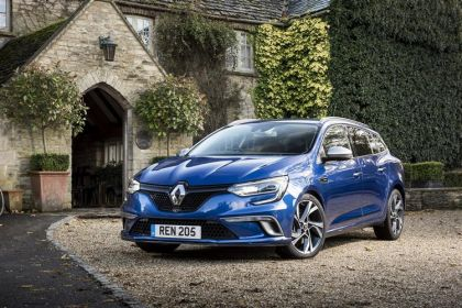 Renault Megane Estate Sport Tourer 1.6 E-TECH PHEV 9.8kWh 160PS RS Line 5Dr Auto [Start Stop]