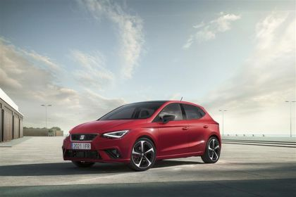 SEAT Ibiza Hatchback Hatch 5Dr 1.0 TSI 95PS SE Technology 5Dr Manual [Start Stop]