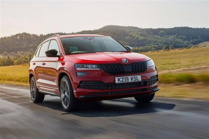 Skoda Karoq SUV SUV 1.5 TSi ACT 150PS Edition 5Dr Manual [Start Stop]