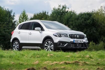 Suzuki S-Cross SUV SUV 1.4 Boosterjet MHEV 129PS SZ4 5Dr Manual [Start Stop]