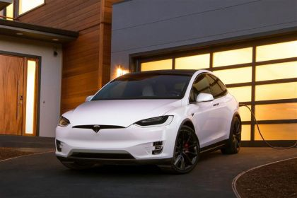 Tesla Model X SUV SUV 5Dr Dual Motor Elec 450KW 603PS Performance Ludicrous 5Dr Auto [6Seat]
