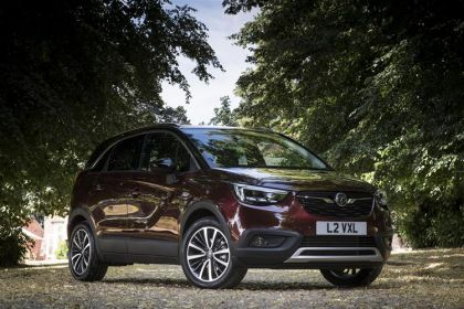 Vauxhall Crossland X SUV SUV 1.5 Turbo D ecoTEC 110PS Elite Nav 5Dr Manual [Start Stop]