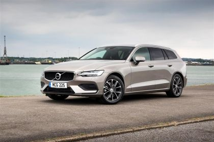 Volvo V60 Estate Cross Country AWD 2.0 B4 MHEV 197PS  5Dr Auto [Start Stop]