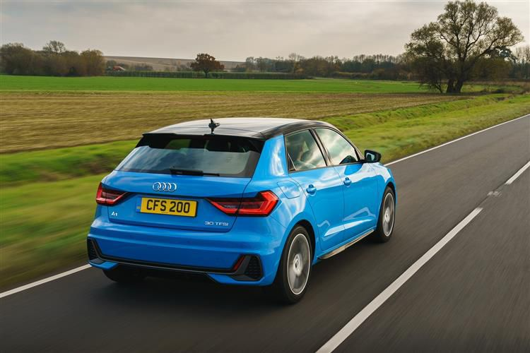 Audi A1 30 Sportback 5Dr 1.0 TFSI 110PS Technik 5Dr Manual [Start Stop]