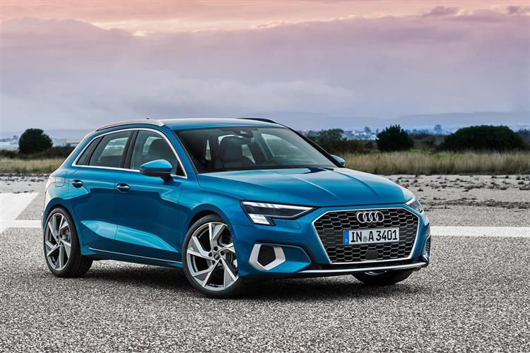 Audi A3 30 Sportback 5Dr 1.0 TFSI 110PS Sport 5Dr Manual [Start Stop] [Comfort Sound]