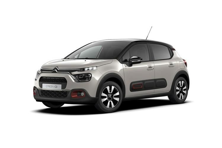 Citroen C3 Hatch 5Dr 1.2 PureTech 83PS Sense 5Dr Manual [Start Stop]