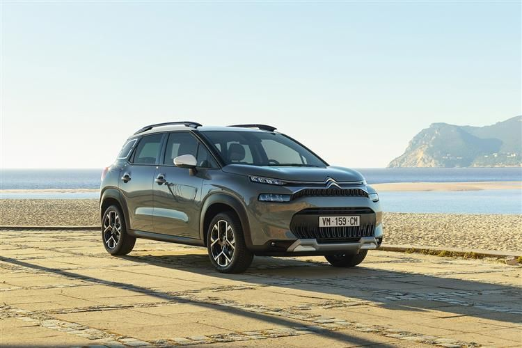 Citroen C3 Aircross SUV 1.2 PureTech 110PS C-Series 5Dr Manual [Start Stop]