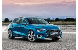 Audi A3 Hatchback 40 Sportback 5Dr 1.4 TFSIe PHEV 13kWh 204PS Sport 5Dr S Tronic