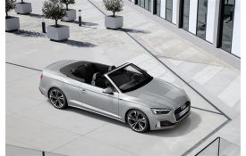 Audi A5 Convertible 35 Cabriolet 2Dr 2.0 TFSI 150PS Sport 2Dr S Tronic [Start Stop] [Comfort Sound]