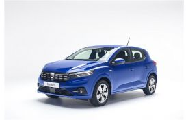 Dacia Sandero Hatchback Hatch 5Dr 1.0 TCe Bi-Fuel 100PS Essential 5Dr Manual [Start Stop]