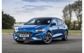 Ford Focus Hatchback Hatch 5Dr 1.0 T EcoBoost 125PS Active X Vignale Edition 5Dr Auto [Start Stop]