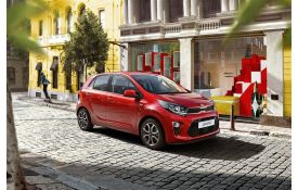 Kia Picanto Hatchback Hatch 5Dr 1.0 MPi 66PS 1 5Dr Manual [Start Stop] [ADAP 4Seat]