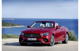Mercedes-Benz E Class Convertible E300 Cabriolet 2Dr 2.0 MHEV 272PS AMG Line Premium 2Dr G-Tronic+ [Start Stop]