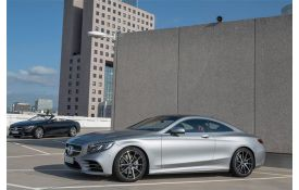 Mercedes-Benz S Class Coupe S560 Coupe 4.0 V8 BiTurbo 469PS Grand Edition 2Dr G-Tronic [Start Stop]