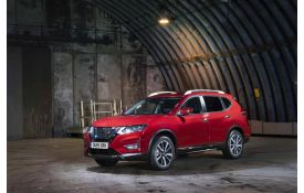 Nissan X-Trail SUV SUV FWD 1.3 DIG-T 160PS Acenta Premium 5Dr DCT Auto [Start Stop] [7Seat]