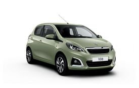 Peugeot 108 Hatchback Hatch 3Dr 1.0  72PS Active 3Dr Manual [Start Stop]
