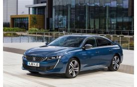 Peugeot 508 Hatchback Fastback HYBRID 1.6 PHEV 11.8kWh 225PS Allure 5Dr e-EAT [Start Stop]