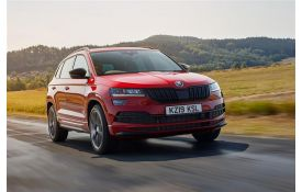Skoda Karoq SUV SUV 1.0 TSi 110PS SE 5Dr Manual [Start Stop]